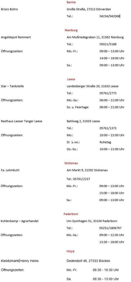 Gastkarten©Angler-Verein Nienburg Weser e.V.