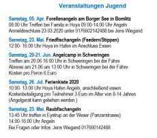 Hoya©Angler-Verein Nienburg Weser e.V.